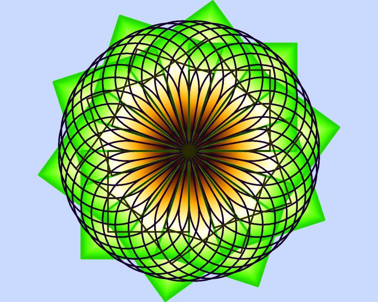 Mandala de Rafa